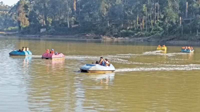 Ooty lake to take new, cleaner avatar