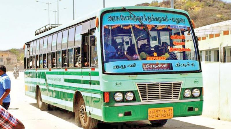 The outgoing buses from city leave from Dr. M.G.R Bus Terminus (CMBT), Madhavaram New bus stand, K.K Nagar MTC bus stand, Arignar Anna bus stand, Tambaram-Sanatorium (MEPZ), Tambaram Railway Station bus stand, and Poonamallee Municipal bus stand on Thurday, Friday and Saturday.