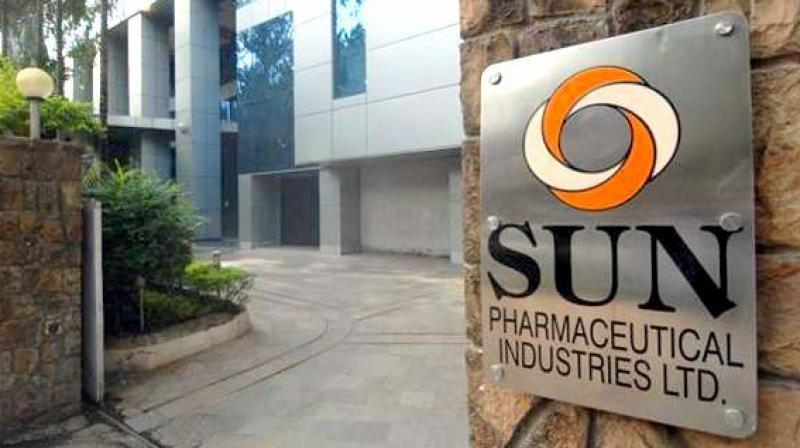 Sun Pharma is a major drug maker in India.