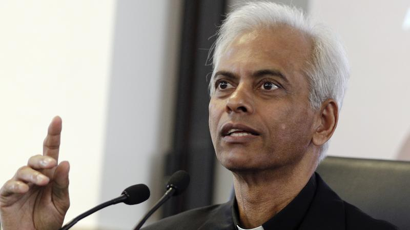 Indian-origin Vatican priest Father Tom Uzhunnalil said initially his captors had asked him who will help him, government or Church. (Photo: AP)
