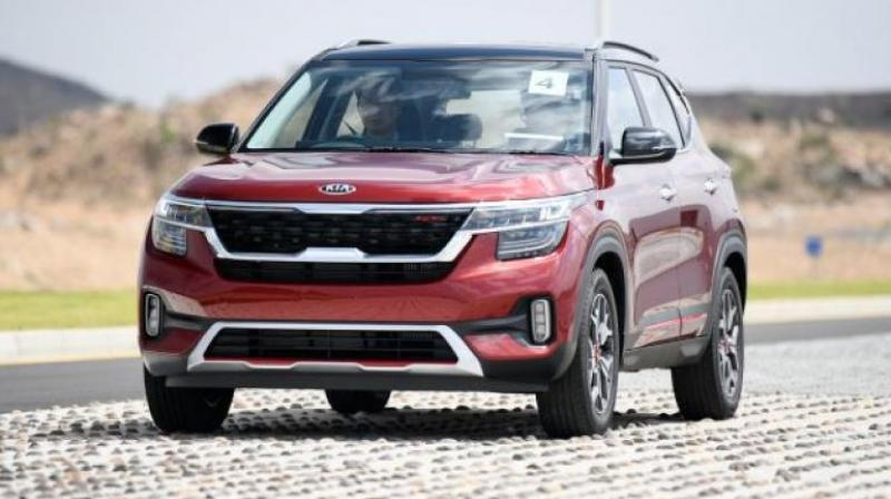 The first biggest car maker by sales is Maruti Suzuki which sold 1,39,121 units last month, followed by Hyundai 50,010 units, Mahindra 18,460 units and Tata Motors 13,169 units.