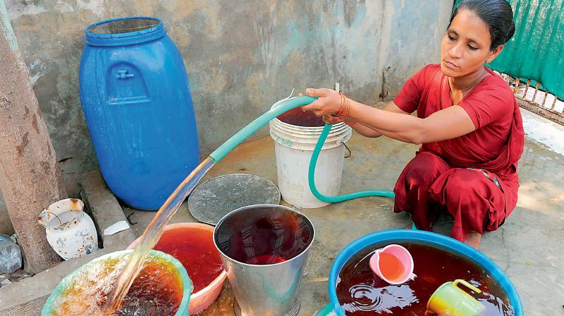 Drinking Water Sources In Hyderabad