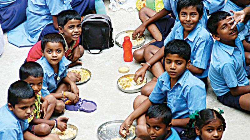 Compared to children from other cities, more students in Bengaluru are healthy. (Representational Image)