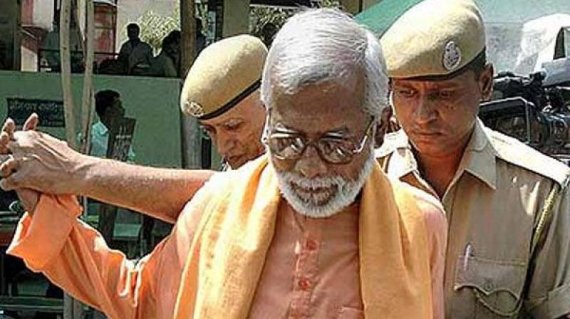 Aseemanand has already been acquitted in the 2007 Ajmer Dargah blast case in which three people were killed and 17 others were injured. (Photo: File)