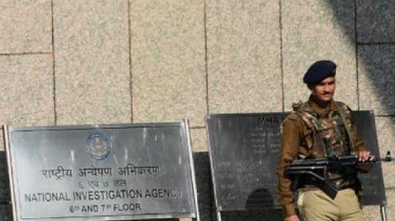 National Investigation Agency. (Photo: PTI/File)