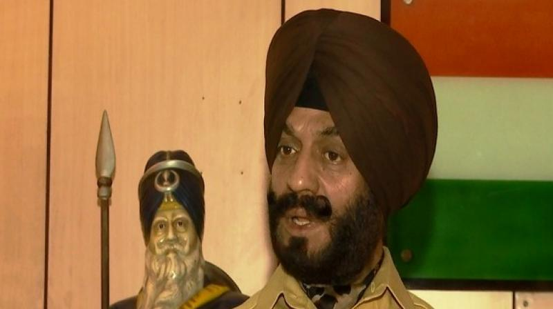 Bitta accused Pannun of collecting funds at the behest of Islamabad and using it for spreading venom amongst the Sikh diaspora. (Photo: ANI)