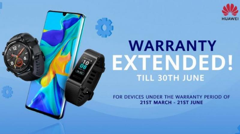In addition, Huawei is also offering VIP Customer Services for its Huawei Watch GT and Huawei Watch GT2 users. It will pick-up and drop devices that need replacement, at your doorstep.