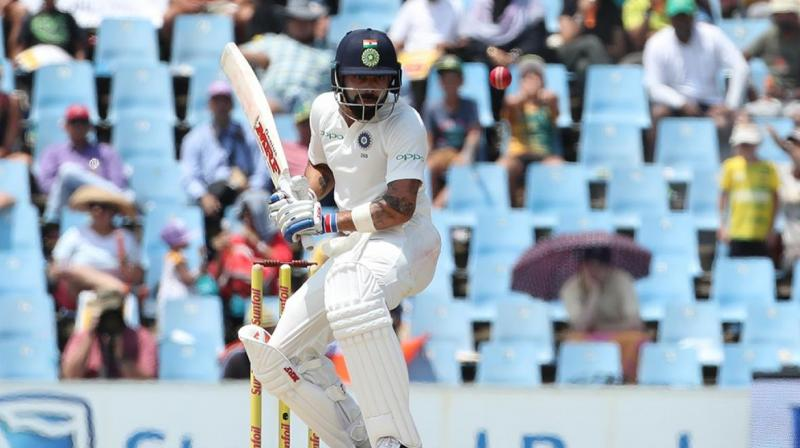 India need 252 runs to win on fifth day