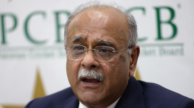 Najam Sethi was heading the PCB when he signed the MOU with the BCCI as condition for supporting the Big Three governance system which was moved by India, England and Australia. (Photo: AFP)