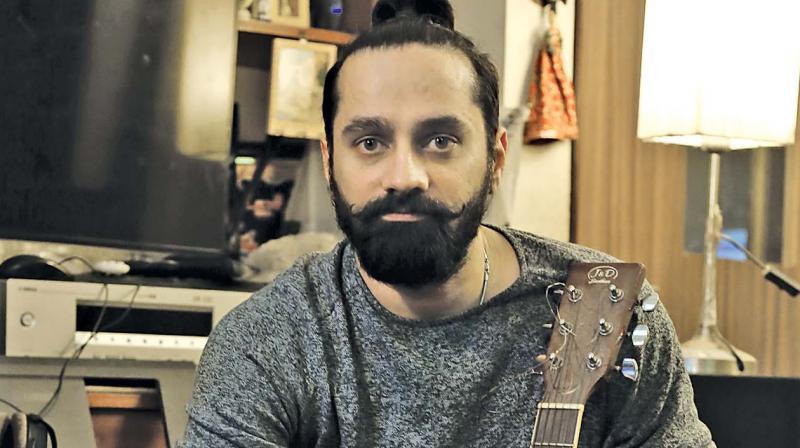 Vishal's unusual music for Taana