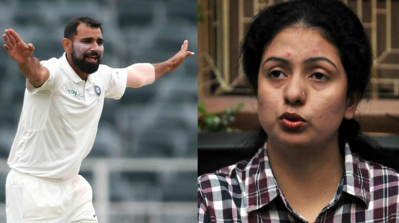 Hasin Jahan, estranged wife of Indian cricket team pacer Mohammed Shami, has made yet another allegation against the cricketer and his family, saying that her case is similar to that of Kathua rape case, which rocked India. (Photo: BCCI / PTI)
