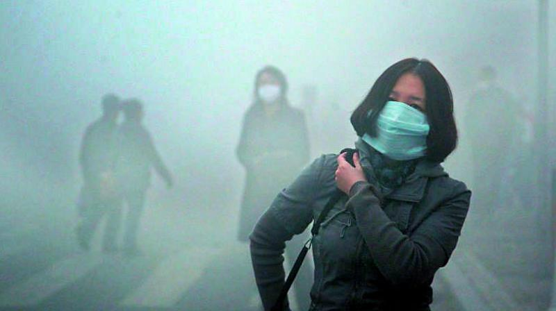 Over the past two years, New Delhi has earned the dubious distinction of being one of the world's most polluted cities.