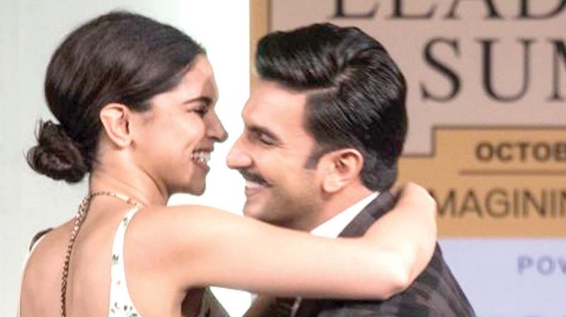 'Veer'ay di wedding to Deepika Padukone
