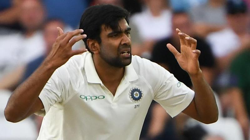 During the third Test in Trent Bridge, the Tamil Nadu cricketer had suffered a groin injury. However, he did play the fourth Test as Virat Kohli had stated that he had completely recovered. (Photo: AFP)