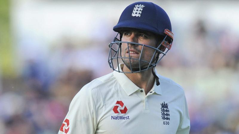 The 33-year-old, England's record run-scorer, had been pondering the move for most of the year and eventually made the decision ahead of last week's fourth Test with India, where his country secured a series win. (Photo: AP)