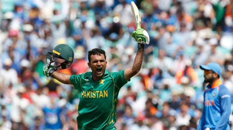 The 28-year-old, however, believes Pakistan have got the better chance of emerging victorious owing to the favourable home conditions. (Photo: AFP)