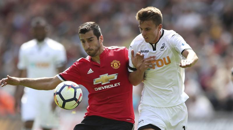 Manchester United kept yet another clean sheet as they defeated Swansea City 4-0 at the Liberty Stadium. (Photo: AP)