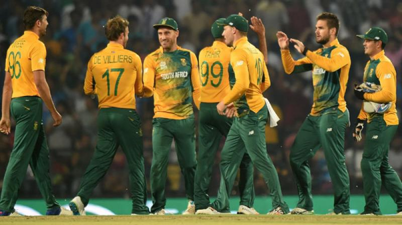 The team will be facing India now for a three-match T20I series and three-match Test series. However, Lance Klusener will only be guiding the team for the T20I series during the tour.  (Photo: AFP)