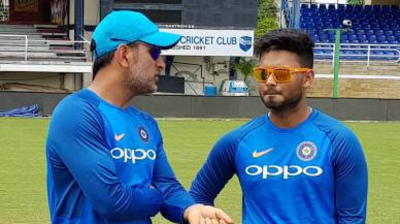 Image result for rishabh pant in odis