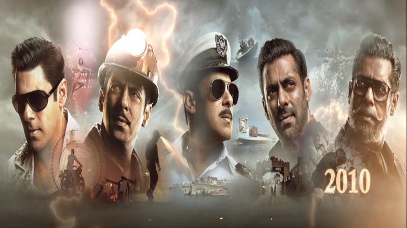 Bharat Motion Poster. (Courtesy: YouTube/T-Series)