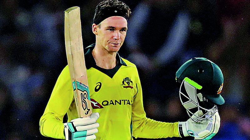 Ashton Turner powers Australia to record chase against India