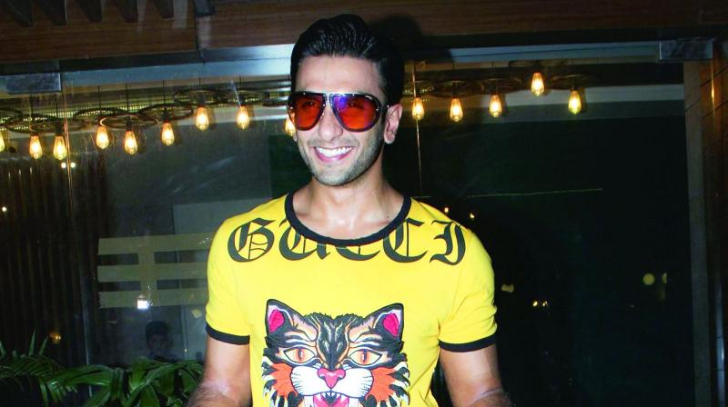 Where was Ranveer Singh at Zoya Akhtar's party?