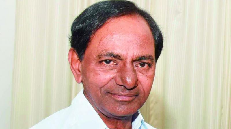 K Chandrasekhar Rao