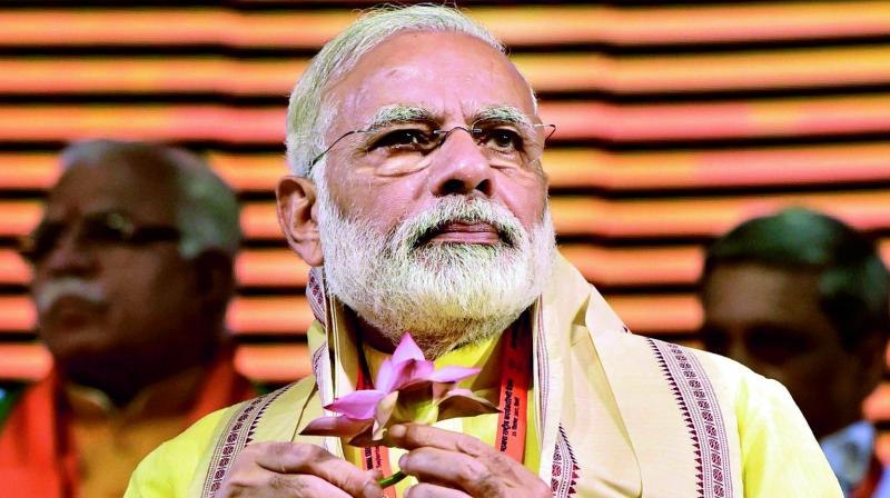 Pune Police have intercepted internal communication of Maoists planning a 'Rajiv Gandhi type' assassination of Prime Minister Narendra Modi. (Photo: File)