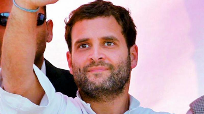 Goyal prying open corporate houses' doors for Modi: Rahul