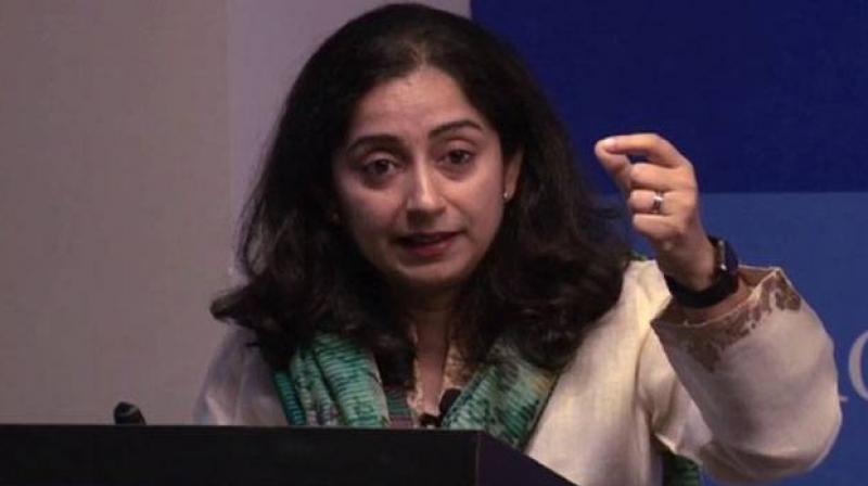 Shamika Ravi, member of the Prime Minister's Economic Advisory Council.