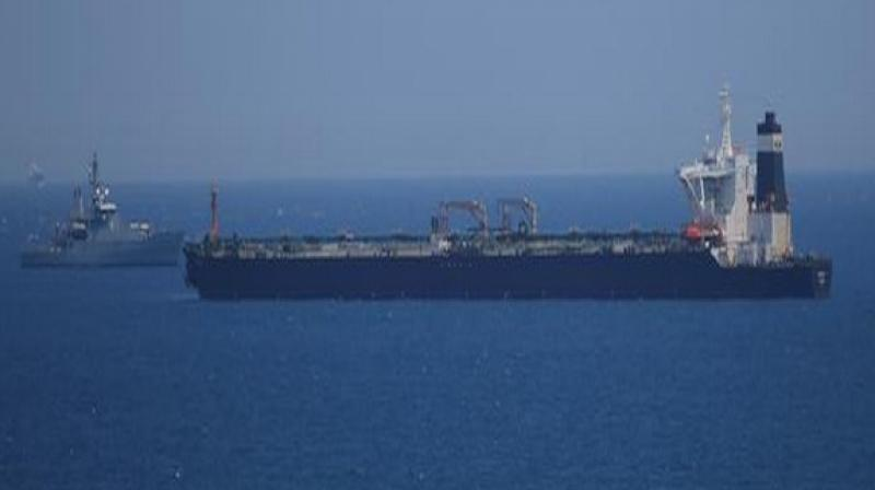 The video, published by the semi-official Tasnim news agency, contains footage of the capture of the tanker, showing Guards abseiling onto the deck from a helicopter, with the audio recording superimposed. (Representational Image)