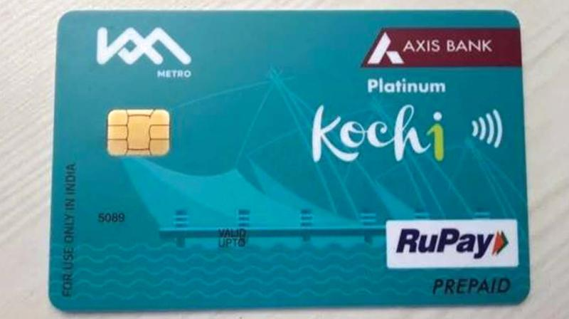 Kochi-One smart card