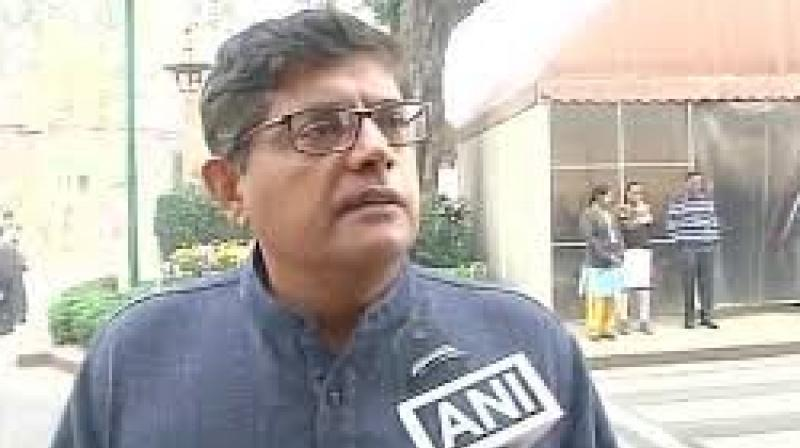 Jay Panda had been a parliamentarian of the BJD since 2000. (Photo: ANI | Twitter)