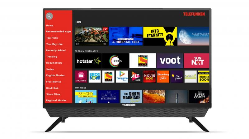 Both the TVs, come with HD picture quality, 178-degree wide viewing angle along with A+ grade panel.
