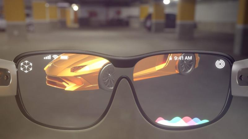 It is no secret that Apple is also working on its very own AR glasses. (Photo: iDropNews)