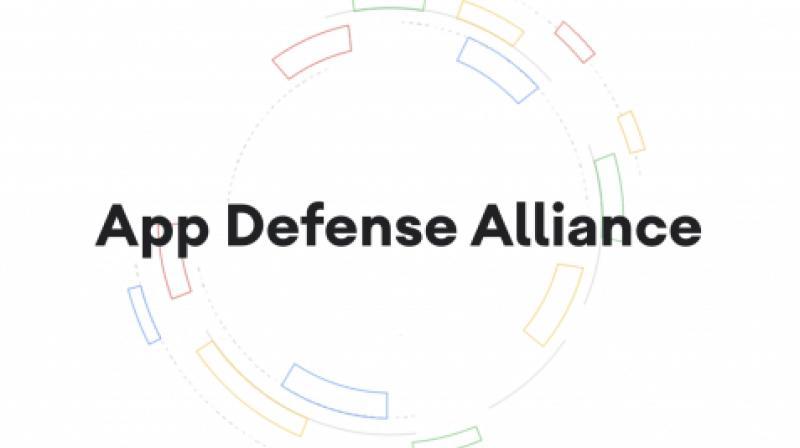 Google has partnered with ESET, Lookout, and Zimperium to form the App Defense Alliance.