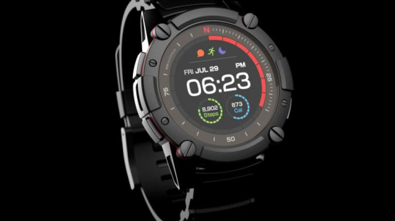 This smartwatch may never ever need charging