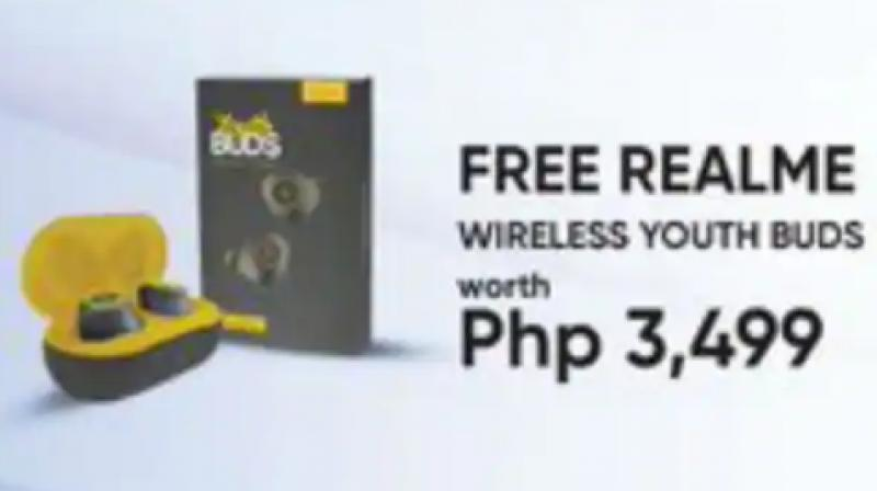 Realme's upcoming true wireless earbuds were teased by the company's Philippine's Twitter handle.