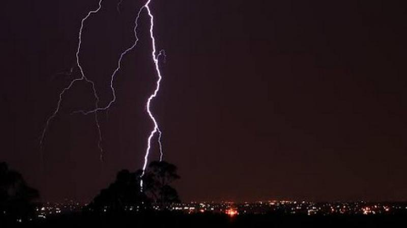 Strike twice in the same place? AI can now predict where lightning will strike