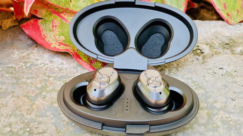 HIFIMAN's first true wireless earphones offer some crisp detailing that's seldom seen.