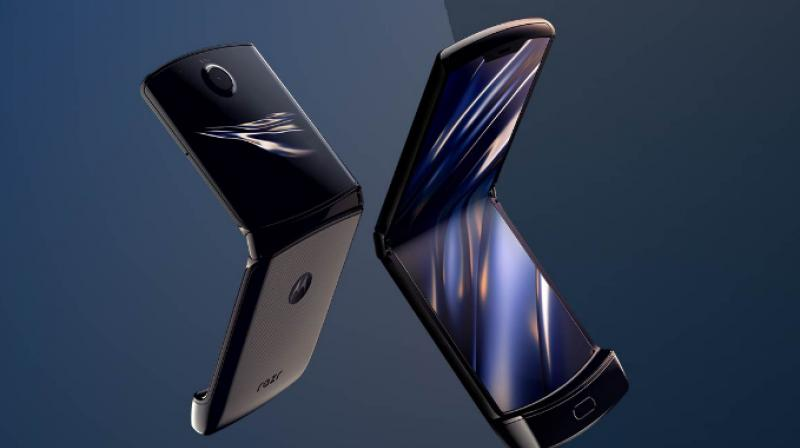 Emphasis on key elements like the aesthetic appeal and the durability of the Moto Razr 2019 were also maintained during the designing of the smartphone, which comes with 3D Corning Gorilla Glass and brushed stainless steel.