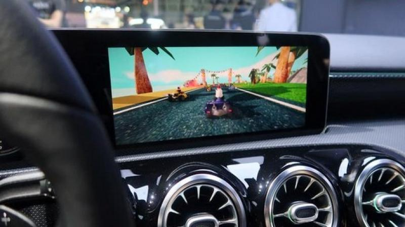 Self-driving cars have many intelligent technologies that help to keep them safe. (Photo: ANI)