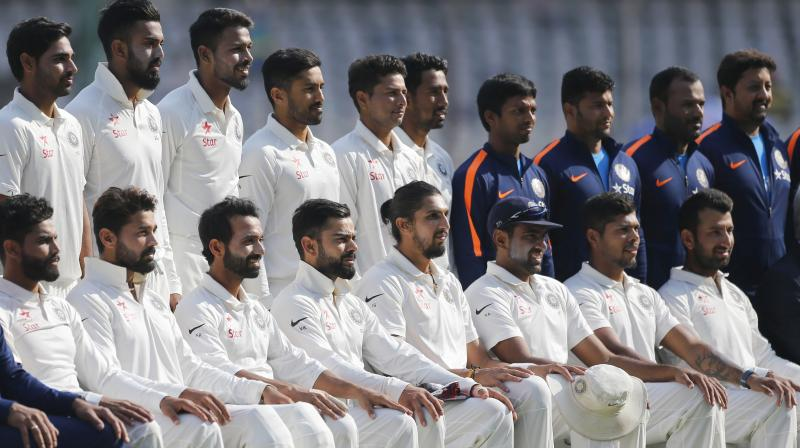 Virat Kohli recalls his first day in Team India's dressing room