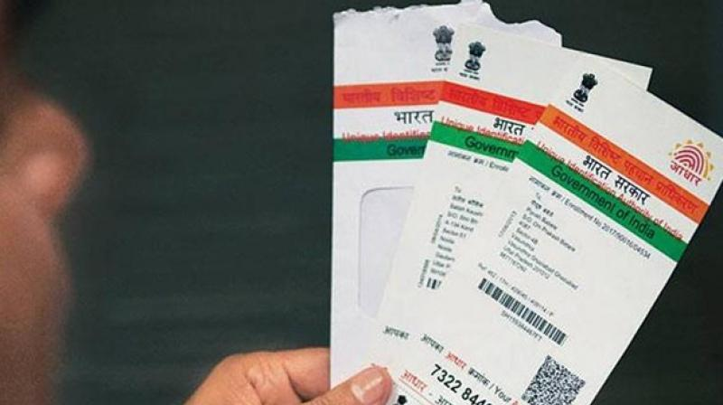 Aadhaar is a 10-digit, biometric-based unique identification system. (Photo: File)