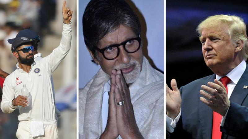 Amitabh Bachchan took to Twitter and hit back by thanking the Australian media for