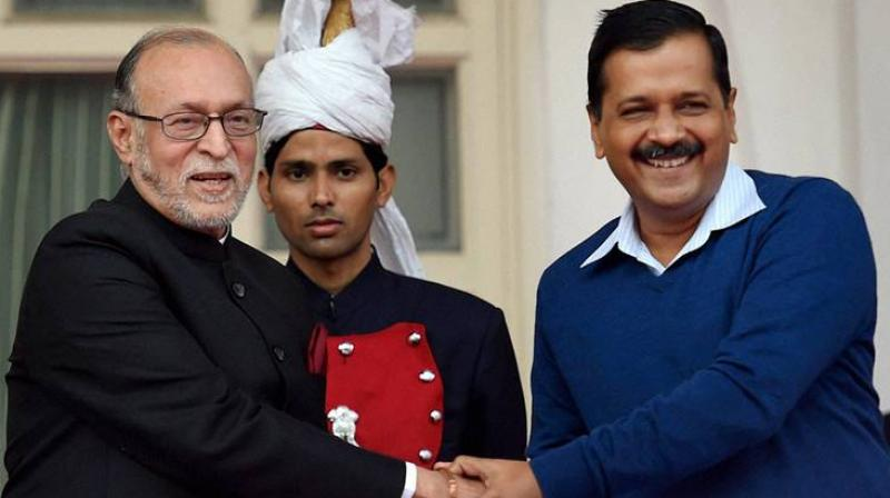 The Centre had argued that Delhi continued to be a Union Territory and all decisions would have to be taken only with the approval of the Lt Governor. (Photo: File | PTI)