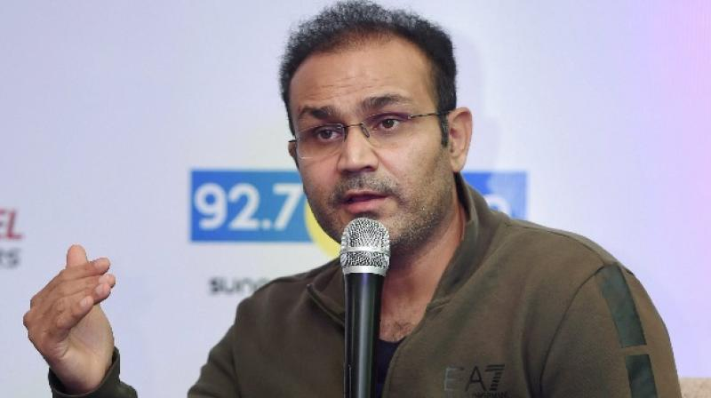 Virender Sehwag's inclusion is a rare instance of cricketers being roped in for such committees. (Photo:PTI)
