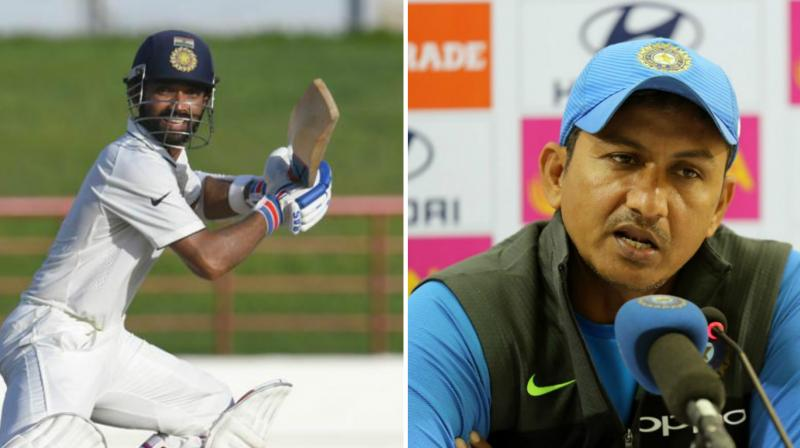 Bangar is confident that Rahane will bounce back as he has the ability to do so. (Photo: AP/ BCCI)
