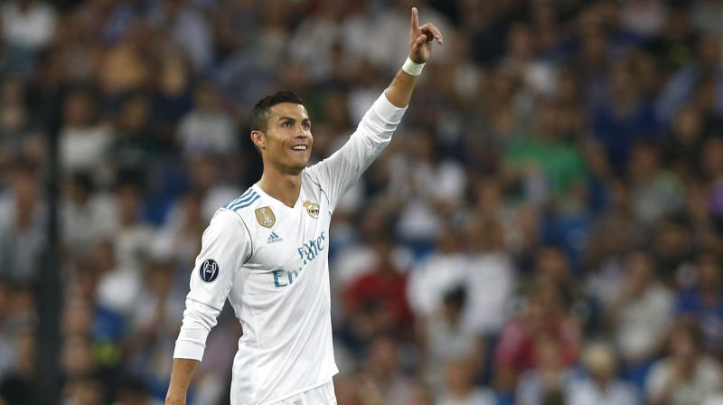 Cristiano Ronaldo clinched his fourth Ballon d'Or after an unforgettable season, first spearheading Real to the Champions League title before also leading his homeland to Euro 2016 glory in Paris. (Photo: AFP)