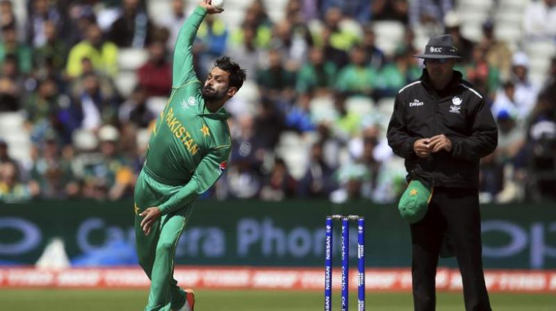 Hafeez had earlier undergone a biomechanics test in England for his suspected bowling action. (Photo:AP)